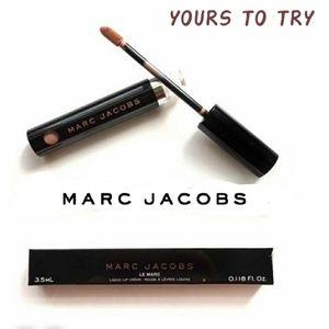 👄Marc Jacobs Le Marc Liquid lip creme